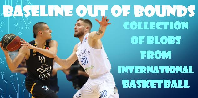 The Best BASELINE OUT OF BOUNDS collection (including 18 EOG situations)