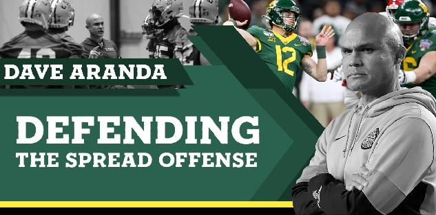 Defending the Spread Offense | Dave Aranda