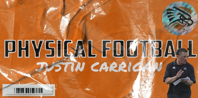 Defense Physical Football in a New Era | Justin Carrigan