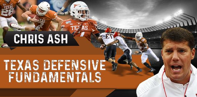 Chris Ash | Texas Tackling Situations