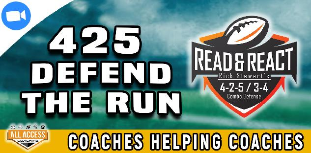WEBINAR: 425 Defend the Run