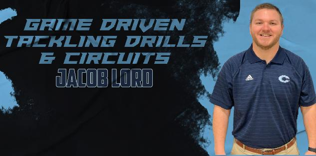 Game Driven Tackling Drills and Circuits: Jacob Lord