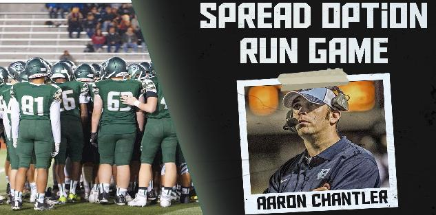 Spread Option Run Game- Aaron Chantler