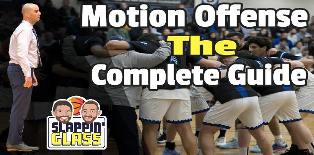 Motion Offense: The Complete Guide 2020