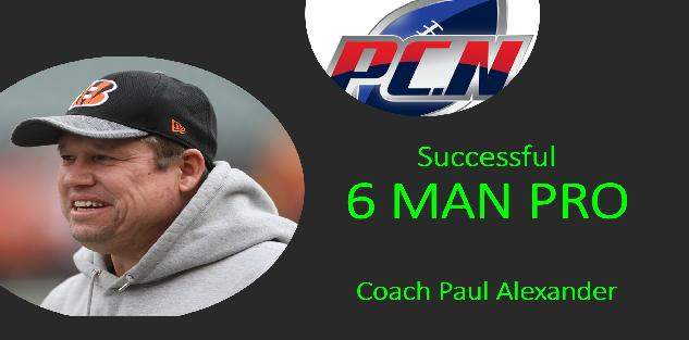 Successful 6 MAN PRO by Coach Paul Alexander