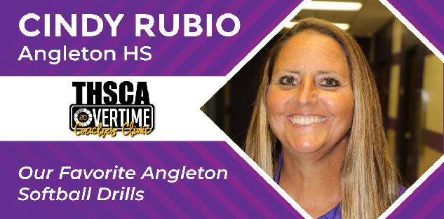 Our Favorite Angleton Softball Drills - Cindy Rubio, Angleton HS