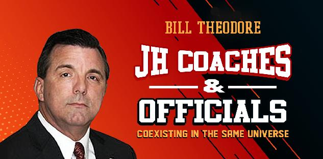 JH Coaches and Officials: Coexisting in the Same Universe
