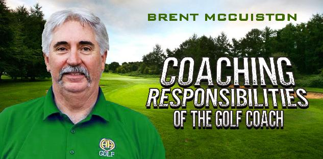 Coaching Responsibilities of the Golf Coach