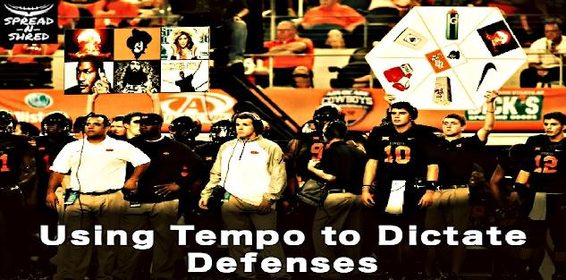 Using Tempo to Dictate Defenses