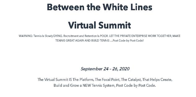 Between The White Lines Virtual Summit