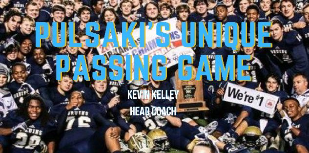 Pulaski Academy`s Unique Passing Game