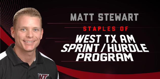 Staples of West TX A&M Sprint/Hurdle Program