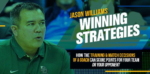 Winning Strategies: How the Training & Match Decisions of a Coach can Score