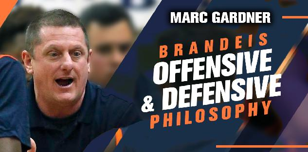 Brandeis Offensive and Defensive Philosophy