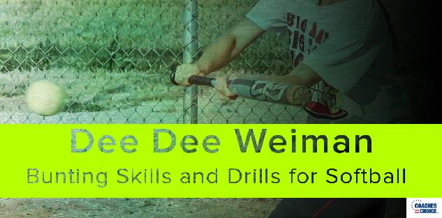 Bunting Skills and Drills for Softball