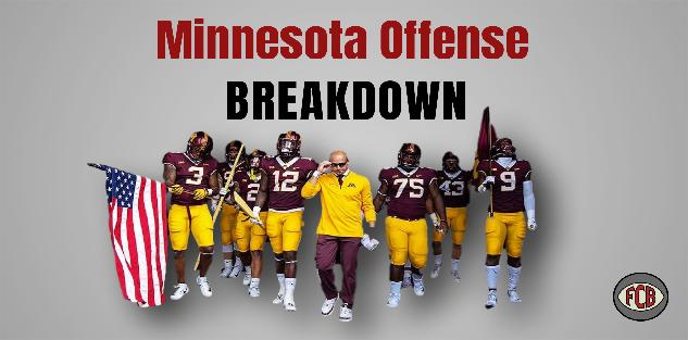 Minnesota Offense Breakdown