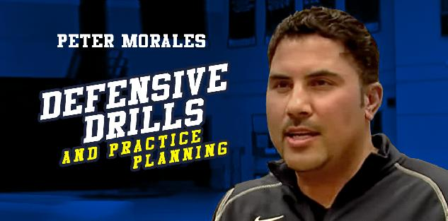 Defensive Drills and Practice Planning