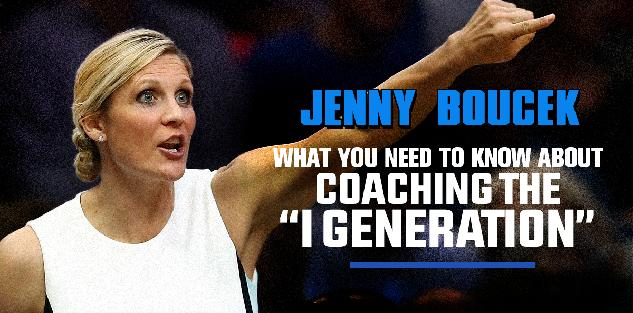What You Need To Know About Coaching The `I Generation`