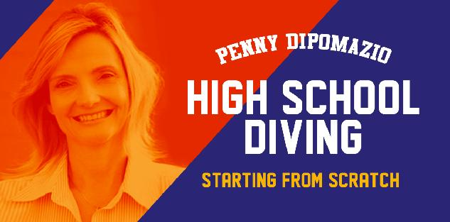High School Diving... Starting from Scratch