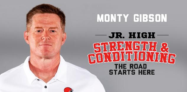 Jr. High Strength & Conditioning: The Road Starts Here