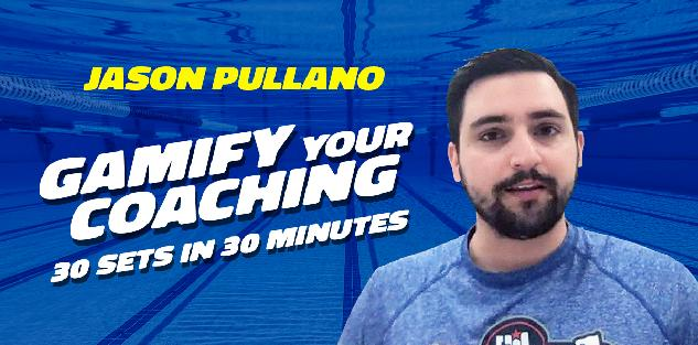 Gamify your Coaching: 23 Sets in 30 Minutes