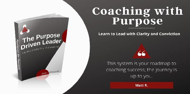 How to Coach with Purpose