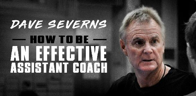 How to be an Effective Assistant Coach