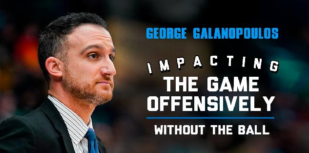 Impacting The Game Offensively Without The Ball