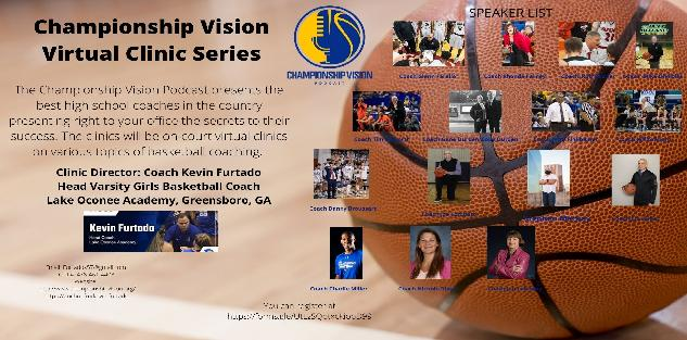 Championship Vision Podcast Clinic Series