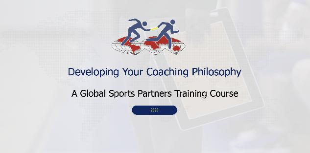 Developing Your Coaching Philosophy