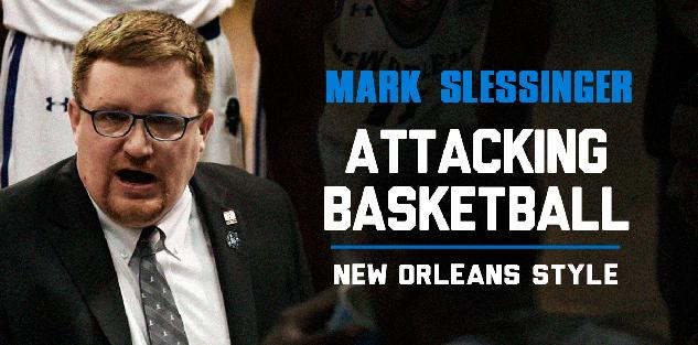 Attacking Basketball - New Orleans Style