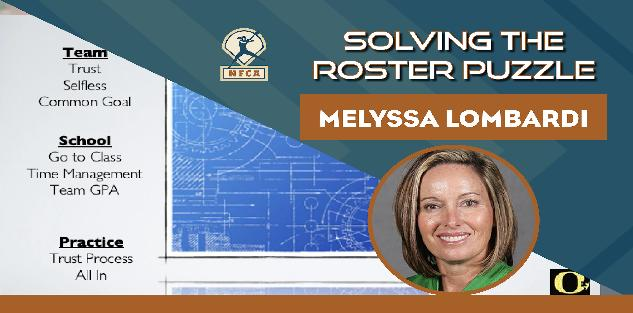 Solving the Roster Puzzle feat. Melyssa Lombardi