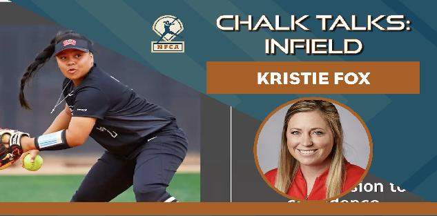 Chalk Talk: Infield feat. Kristie Fox