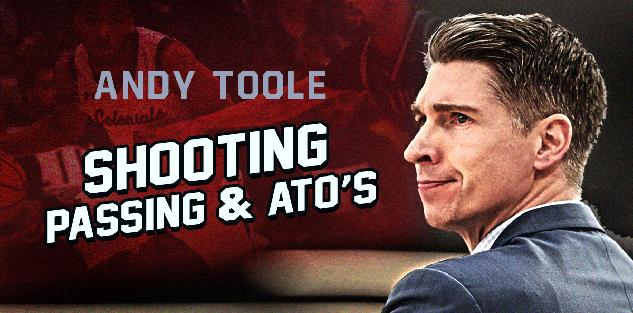 Shooting, Passing and ATO`s