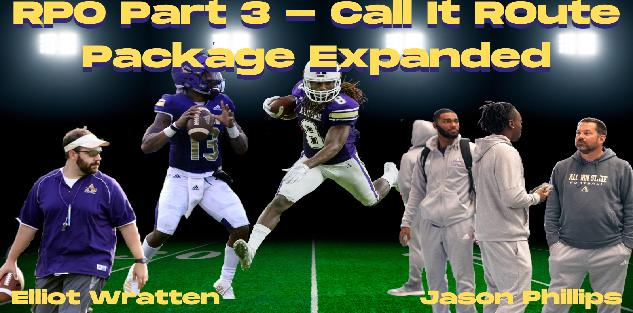 RPO PART 3 - Call It Route Package Expanded