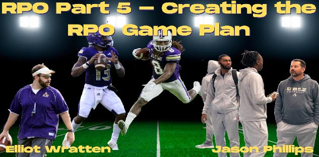 RPO PART 5 - Creating the RPO Game plan