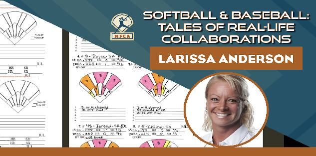 Softball & Baseball: Tales of real-life collaboration with Larissa Anderson