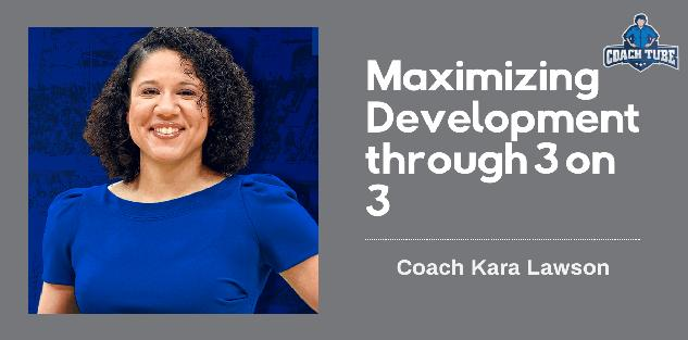 Kara Lawson - Coaching 3 on 3