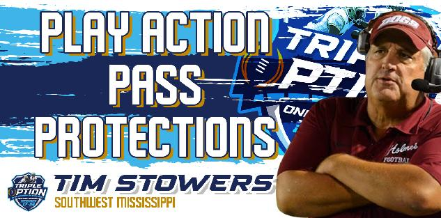 Play Action Pass Protections