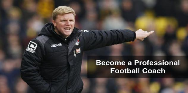 Become a Professional Soccer Coach