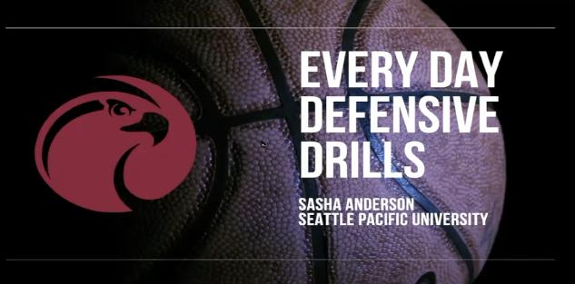 Sasha Anderson: Everyday Defensive Drills