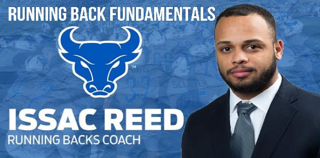 Issac Reed - Buffalo RB Fundamentals