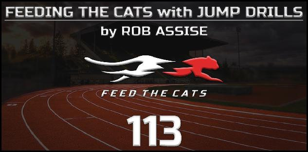 Feeding the Cats with Jump Drills by Rob Assise