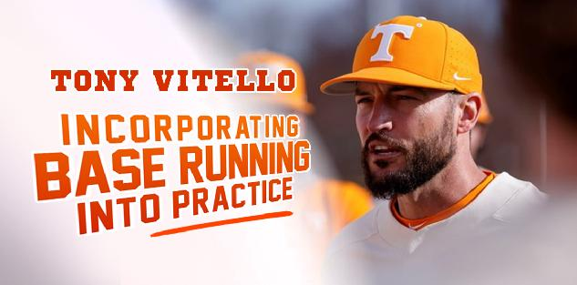 Incorporating Base Running into Practice