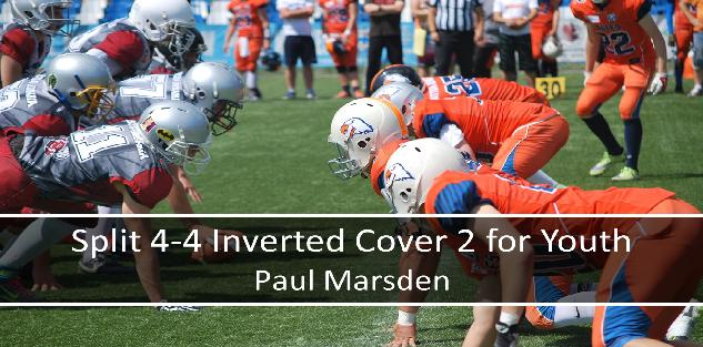 Split 4-4 Inverted Cover 2 for Youth