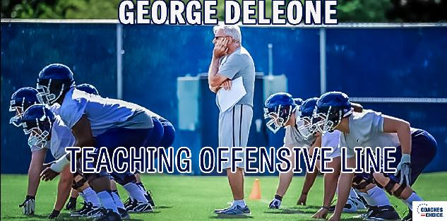 Teaching Offensive Line Blocking Progressions