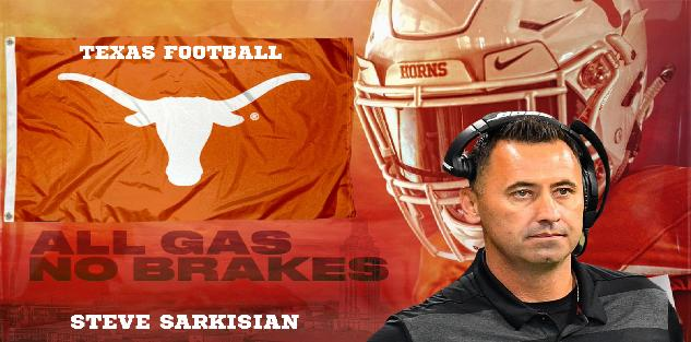 UT Football - All Gas No Brakes