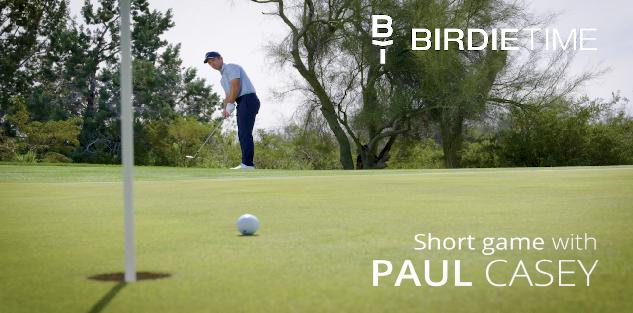 Birdietime: Short game drills by Paul Casey