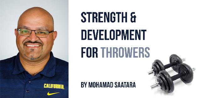 Strength & Development for Throwers