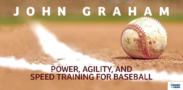 Power, Agility, and Speed Training for Baseball